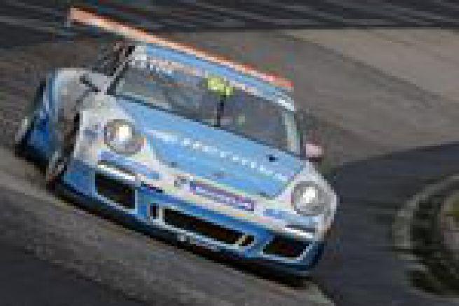 Allimand � l'honneur � Monaco, en Porsche Super Cup