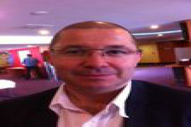 Pierre Picard, pr�sident du SIN - le Symposium 2012 de l'imprimerie Num�rique est un grand succ�s