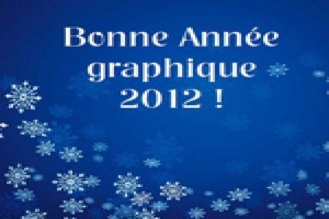 Meilleurs voeux 2012 � tous !