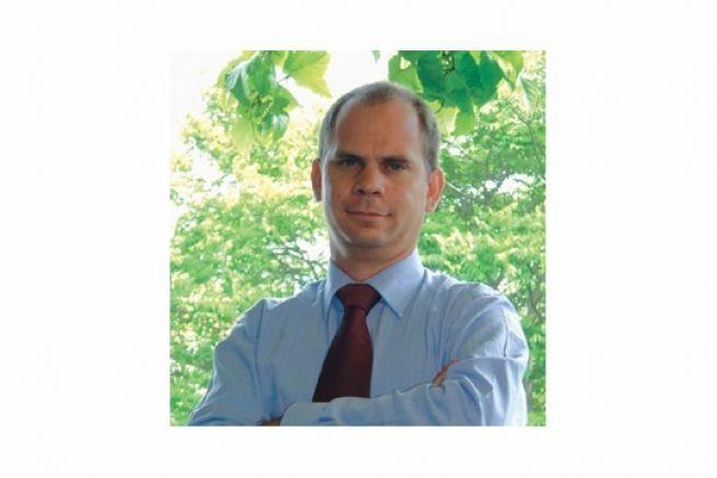 Arnaud Le Révérend, DG de l'imprimerie éponyme