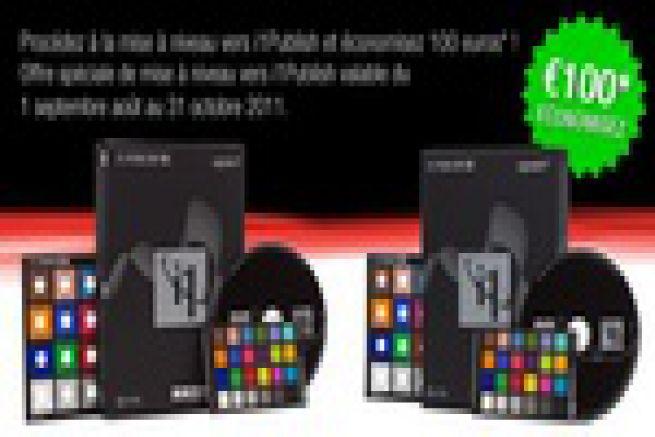 100 euros de ristourne sur la mise � jour vers i1Publish chez X-Rite
