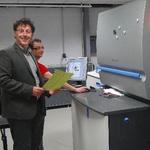 SIB Imprimerie (62) remplace 5 presses num�riques par une HP Indigo press 5500