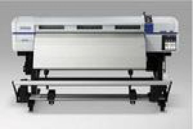 Signal�tique - la nouvelle imprimante 64'' d'Epson se distingue