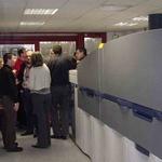L'imprimerie Technic Imprim (91) a inaugur� son premier investissement dans l'impression num�rique