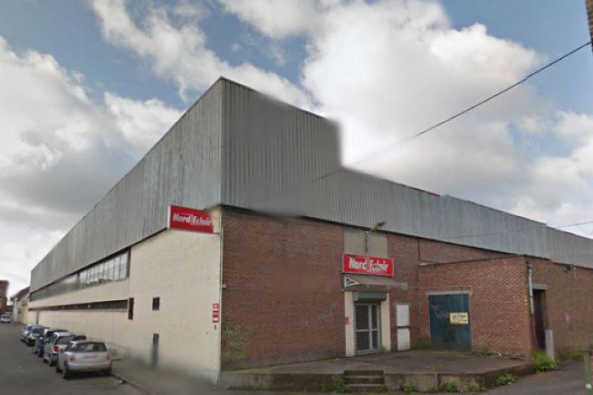 L'ancienne imprimerie Nord Éclair (59) bientôt rasée - Graphiline