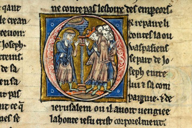 Une bible en ligne pour les manuscrits du Moyen Age en France