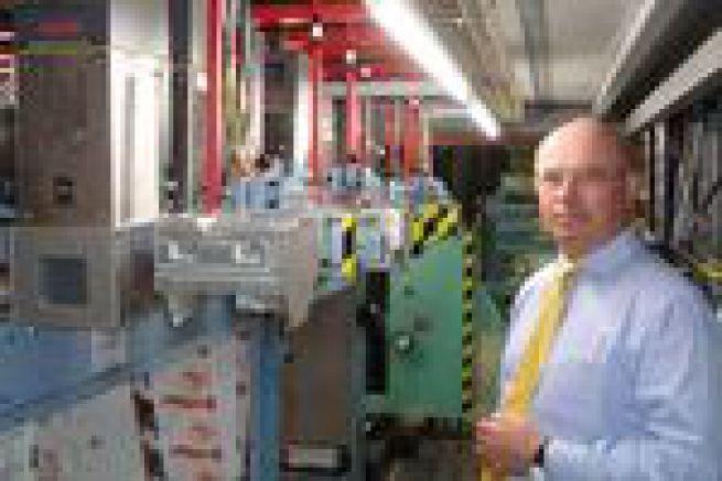 L'imprimerie VPrint installe ses premi�res t�tes d'impression Kodak Prosper