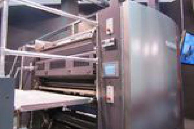 Les directs de la Drupa - Goss d�voile sa technologie pour l'impression d'emballages sur rotatives offset
