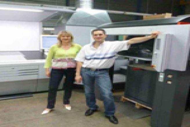 Nouveau CTP et nouvelle presse offset UV Heidelberg pour l'imprimerie Dauer (93)