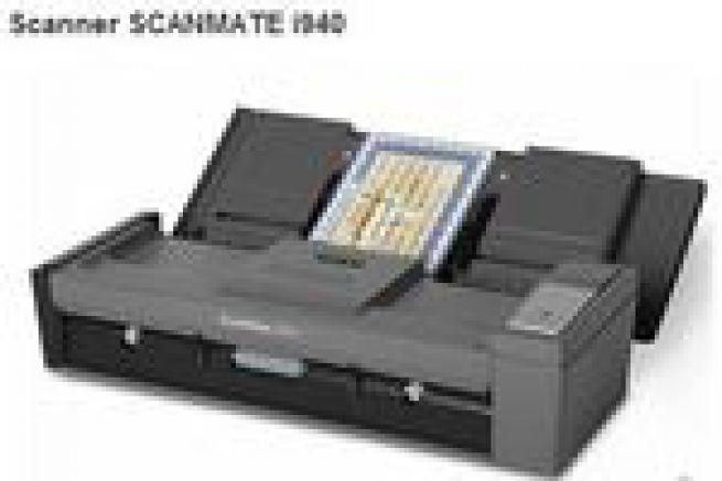Kodak annonce la sortie du scanner ScanMate i940