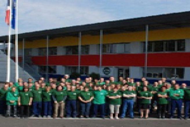 L'imprimerie d'emballage MMP France (89) augmente sa productivit� avec la toute nouvelle presse offset Heidelberg XL 145-6-LX