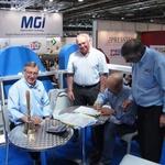 Drupa 2012 - l'imprimerie Gueblez (57) passe au num�rique avec MGI