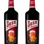 L'agence Extr�me Paris signe le design packaging de Suze pour Bi�re