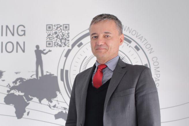 Federico D'Annunzio, responsable Bobst-Mouvent de l'impression hybride numérique pour étiquettes et emballages