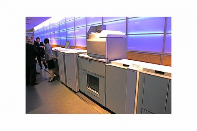La presse numérique de production N&B BizHub Pro 2500P de Konica Minolta