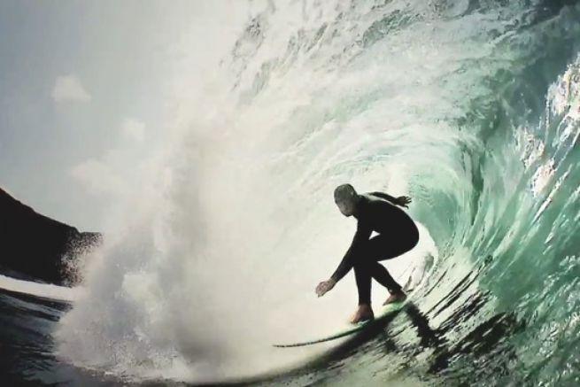 Dark side of the lens - portrait du photographe et surfeur Mickey Smith