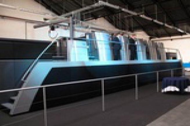 L'imprimerie SB+ investit dans une presse offset tr�s grand format Heidelberg