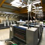 L'imprimerie JF Impression (34) a r�ceptionn� deux nouvelles presses offset Heidelberg
