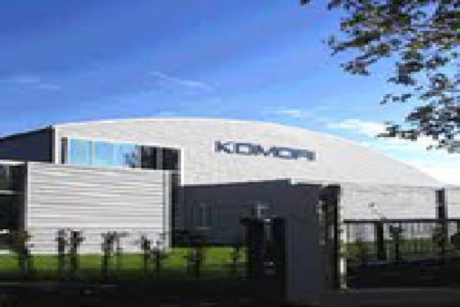 Journ�es Portes H-UV chez Komori France (92), les 18 et 19 Octobre