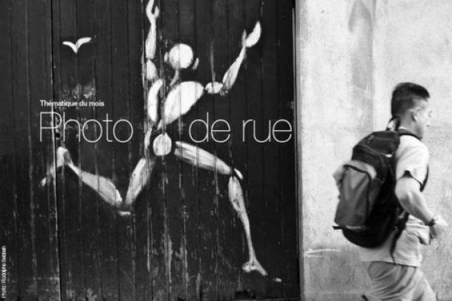 Un concours de photo de rue - Graphiline