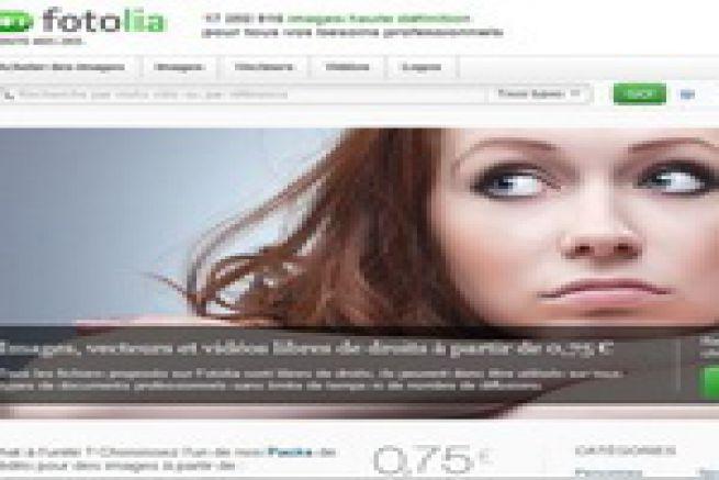 Fotolia l�ve 150 millions d'euros