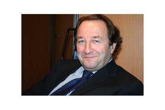 Patrick Thuot, commissaire général d'Intergraphic