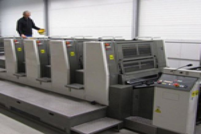L'Imprimerie de Rudder (84) a boucl� un plan d'investissement ambitieux