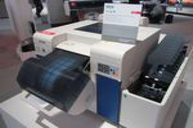 Les directs de la Drupa - Epson lance un minilab photo