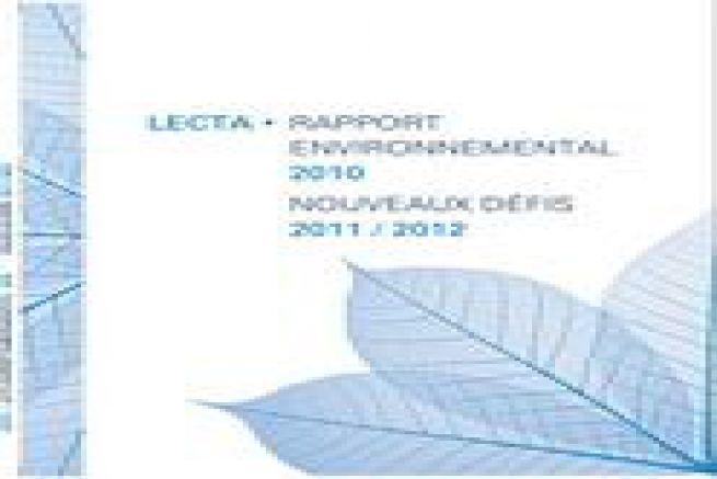 Le groupe papetier Lecta publie son rapport environnemental