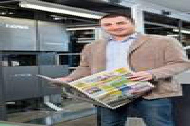 L'imprimerie Centro Stampa Friuli r�ceptionne une toute nouvelle rotative Goss Community SSC