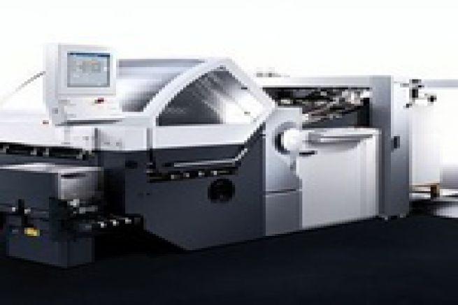 L'imprimerie Leclerc (80) booste sa productivit� avec la plieuse mixte Heidelberg KH 82