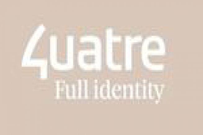 L'agence 4uatre remporte 3 nouveaux budgets d�identit�