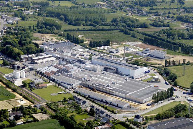 Papeterie deBessé-sur-Braye d'Arjowiggins