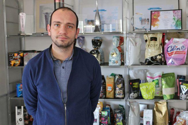 Benoit Charpentier, directeur du site Breger Centre