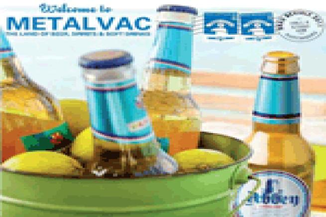Torraspapel pr�sente ses papiers m�tallis�s pour bi�res et boissons sur le salon Brau Beviale 2011