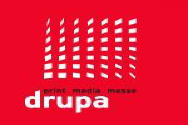 Drupa 2012 - MGI d�voile le vernis s�lectif jet d'encre 3D