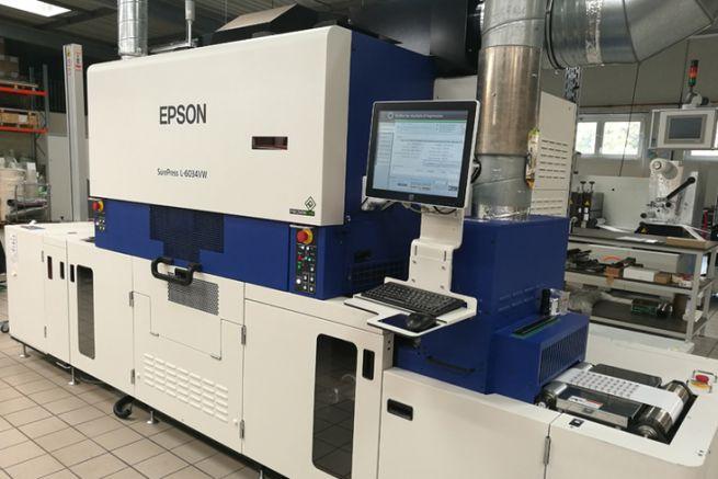 Epson SurePressL-6034VW