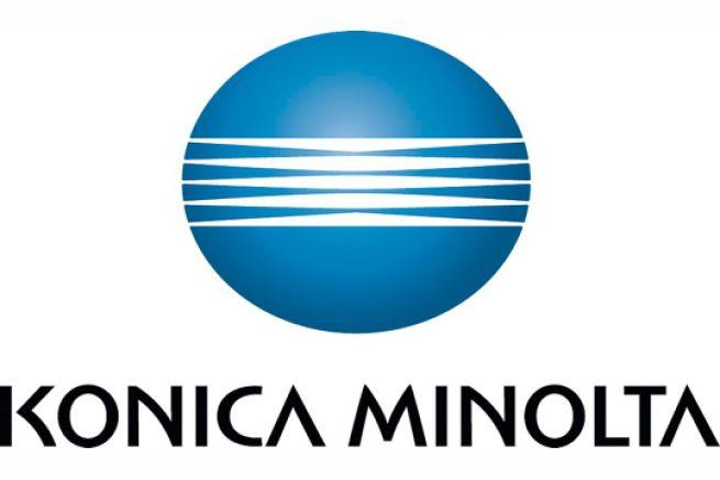 Konica Minolta nouveau num�ro un fran�ais du production printing