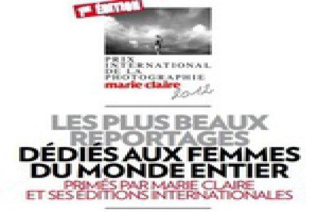 Epson partenaire du Prix International de la Photographie Marie Claire