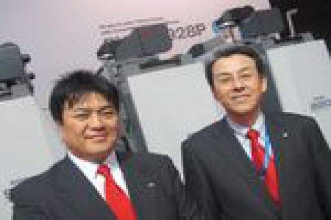 Hideki Domoto - valeur ajout�e et haute productivit� pour Ryobi