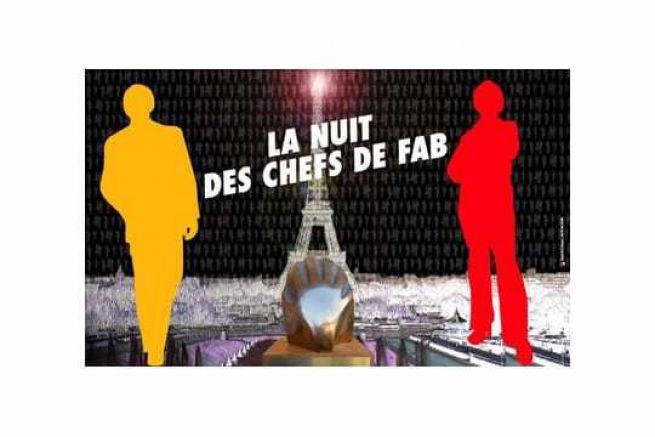 J-3 pour r�server son entr�e � la Nuit des Chefs de Fab 2009