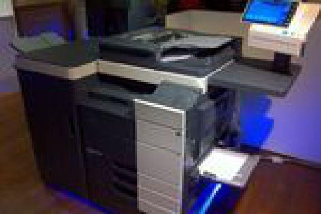 Konica Minolta d�voile 2 nouvelles presses num�riques