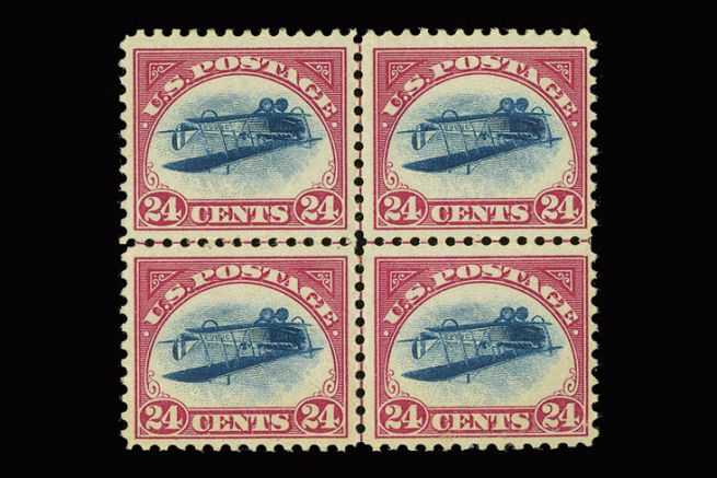 Le Inverted Jenny