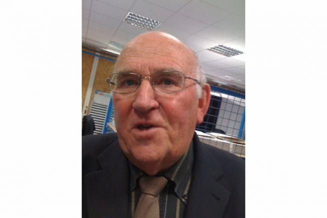 Charles Corlet, Condé sur Noireau, le 5 Novembre 2008, 11H47.