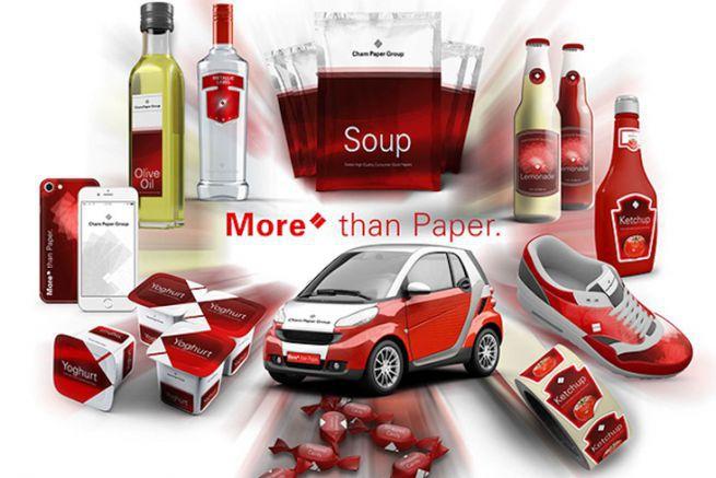 Produits de Cham Paper