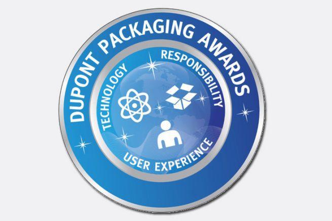 Le macaron Dupont Packaging Award est un gage d'innovation reconnu à l'échelle internationale.