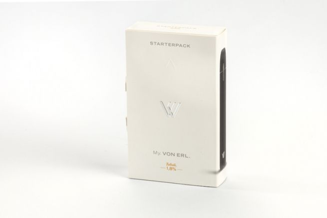 Le prix Carton of the Year remporté par My. Von Erl.