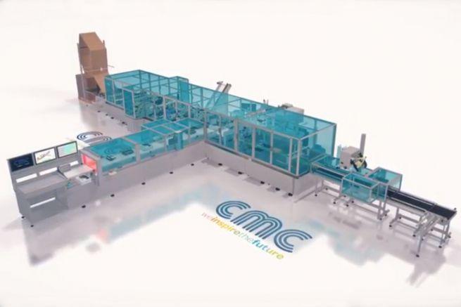 La Carton Wrap de CMC Machinery vendue en France par Abi Graphique