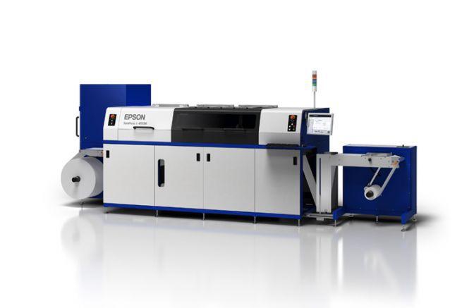La presse numérique d'étiquettes SurePress L-4533
