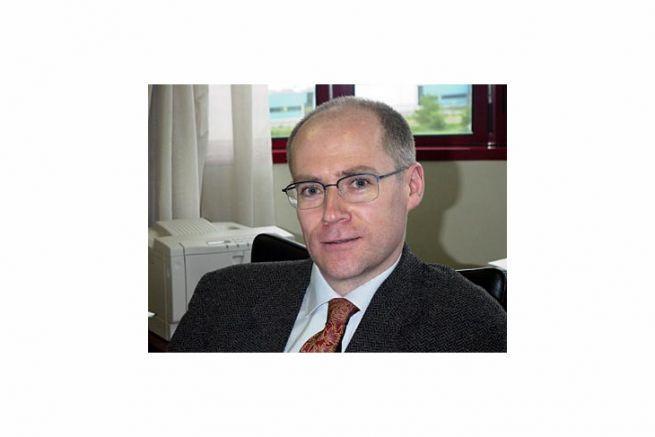 Clem Garvey, président directeur général de NRG France